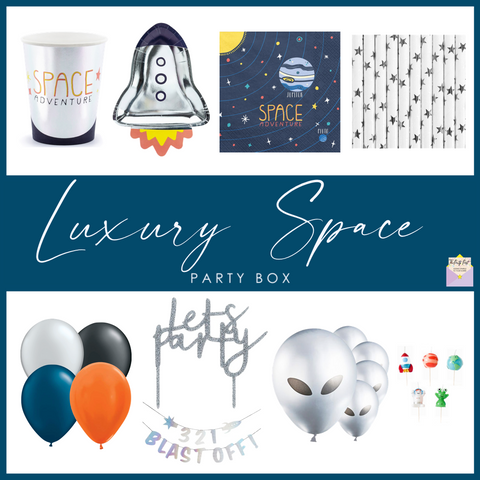 Space Party Box - Luxury