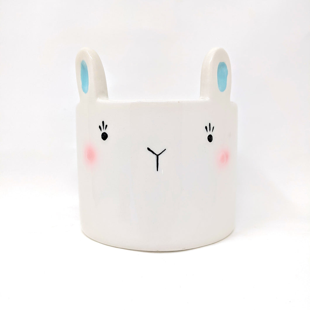 Large Bunny Planter