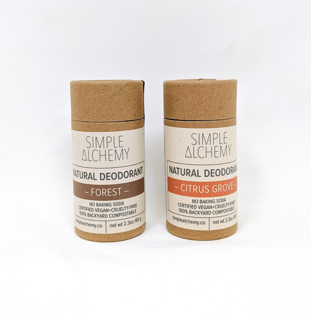 Simple Alchemy - Natural Deodorant