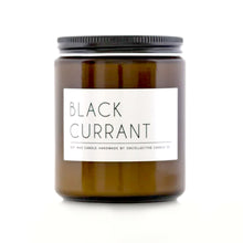 Load image into Gallery viewer, OkCollective Black Currant Soy Wax Candle