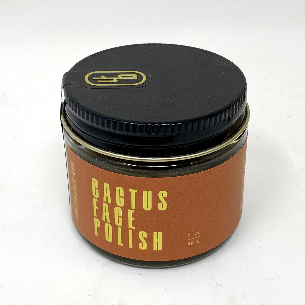 Urban Apothecary Cactus Face Polish 2OZ