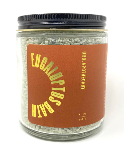 Reclamation Urban Apocethary Bath salts 8oz