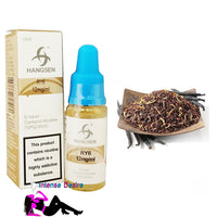 RY6 Golden Tobacco Flavour E-Liquid / E-Juice 10ml - Hangsen Atom Series