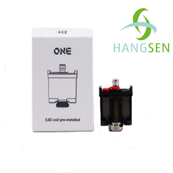 Hangsen IQ One Replacement Pod  Cartridge With 0.8 ohms Coil