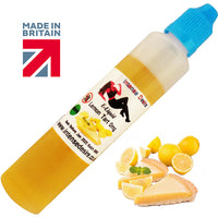 Lemon Tart Flavour E-Liquid / E-Juice 60ml Short Fill Bottle - Intense Desire