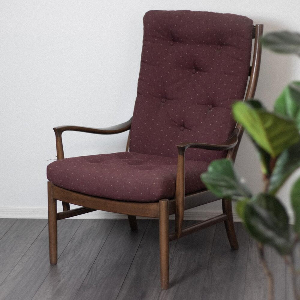 Chair - Parker Knoll Lounge Chair - 063