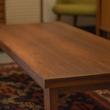 Load image into Gallery viewer, Walnut Coffee Table - 190