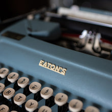 Load image into Gallery viewer, Eaton's Custom Typewriter