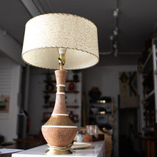 Load image into Gallery viewer, Ceramic Table Lamp