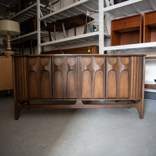 Load image into Gallery viewer, Walnut Sideboard (In Style of Broyhill Brasilia)