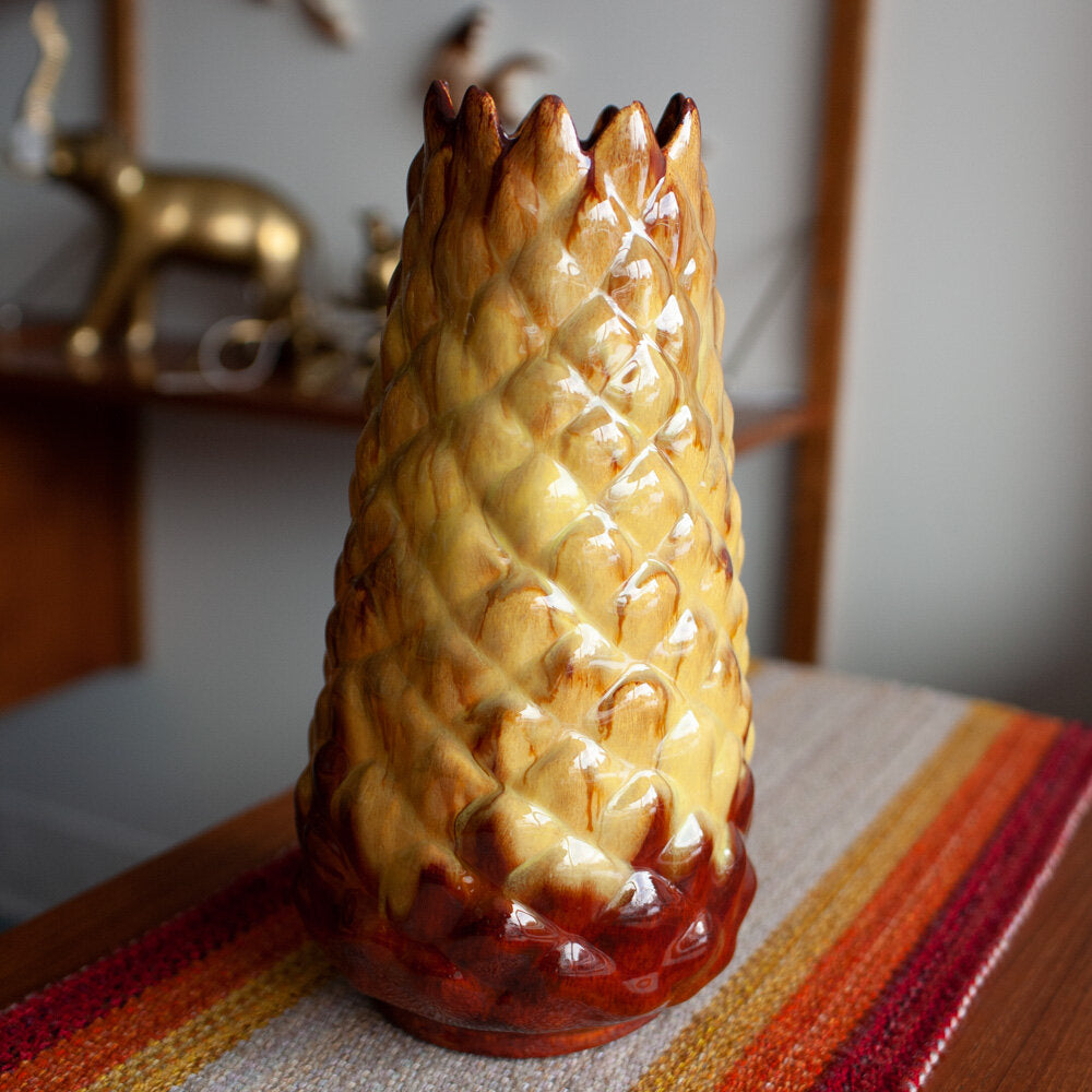 Vase - Pineapple Vase Made In Canada (Item #040)