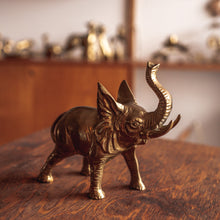 Load image into Gallery viewer, Brass Elephant - 060