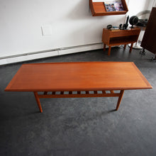 Load image into Gallery viewer, Teak Coffee Table Designed by Greta Jalk - K130