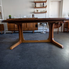 Load image into Gallery viewer, Danish Rosewood Dining Table by Niels Otto Møller for Gudme Møbelfabrik