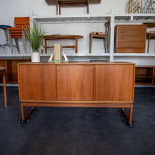 Load image into Gallery viewer, Teak Credenza by Axel Christiansen for ACO Mobler