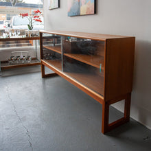 Load image into Gallery viewer, Teak ACO Møbler Glass Cabinet (Denmark) - 611