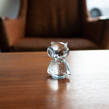 Load image into Gallery viewer, Glass Owl Figurine - 726