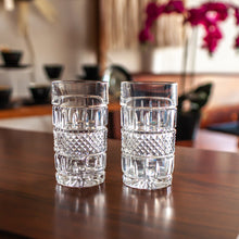 Load image into Gallery viewer, Set of 2 Crystal Highball Glasses - 744