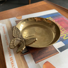 Load image into Gallery viewer, Vintage Brass Catchall/Trinket Dish