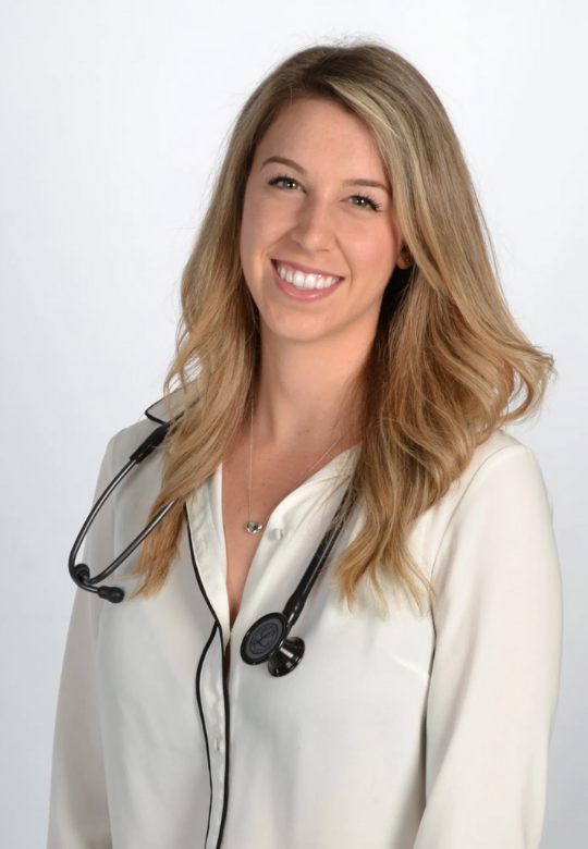 Dr. Courtney Ranieri