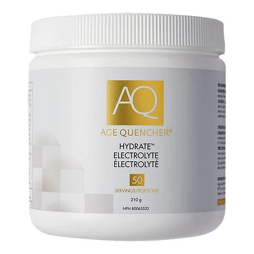 Age Quencher Hydrate Electrolyte