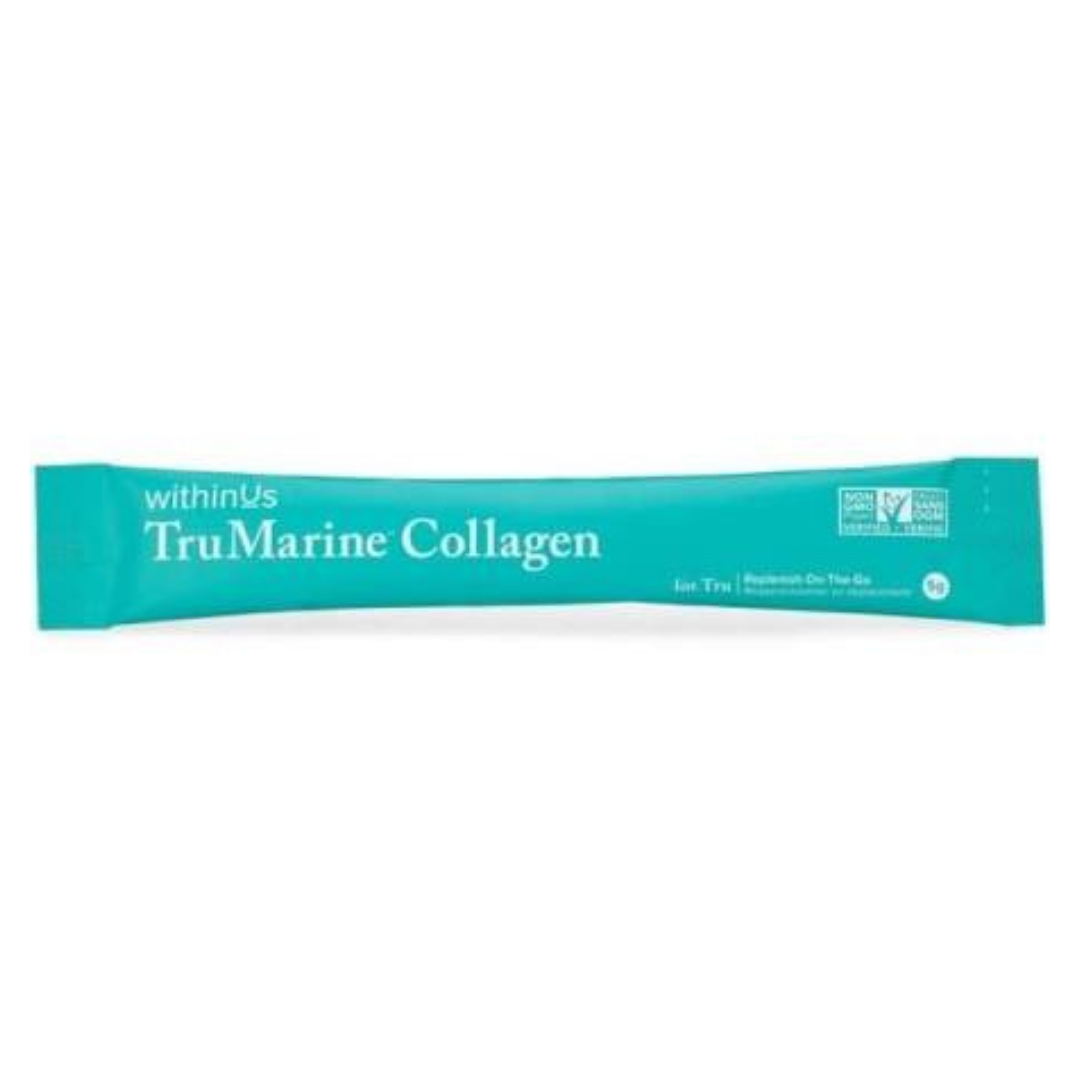 WithinUs TruMarine Collagen Single Sticks