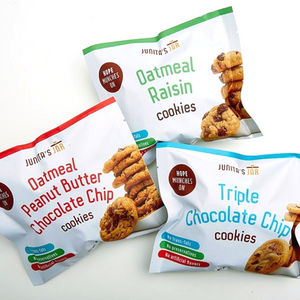 assorted cookies flavors 3oz snack pack