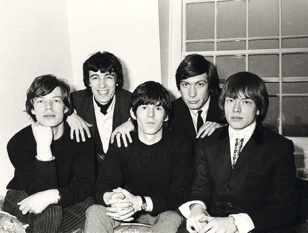 Rolling Stones Young