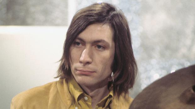 The Rolling Stones Drummer