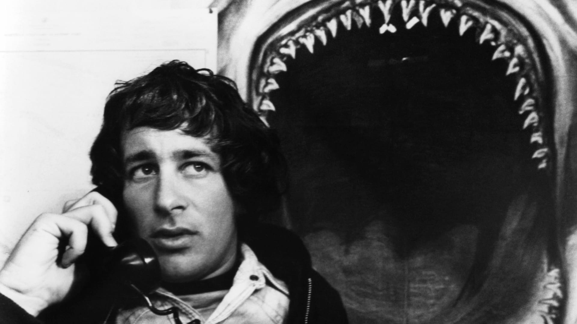 Young Steven Spielberg