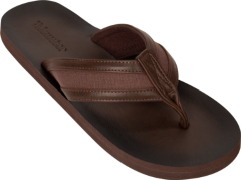 Tidewater Sandals - Cove Brown