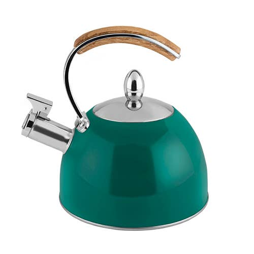 Pinky Up - Presley™ Dark Green Kettle by Pinky Up®