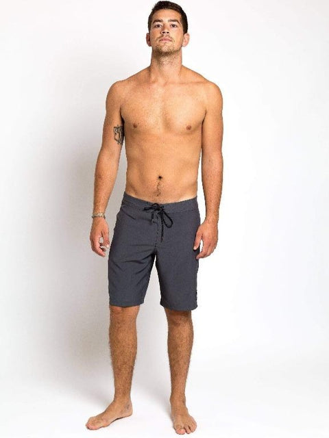Kove - Charcoal Mondo Recycled Boardshorts