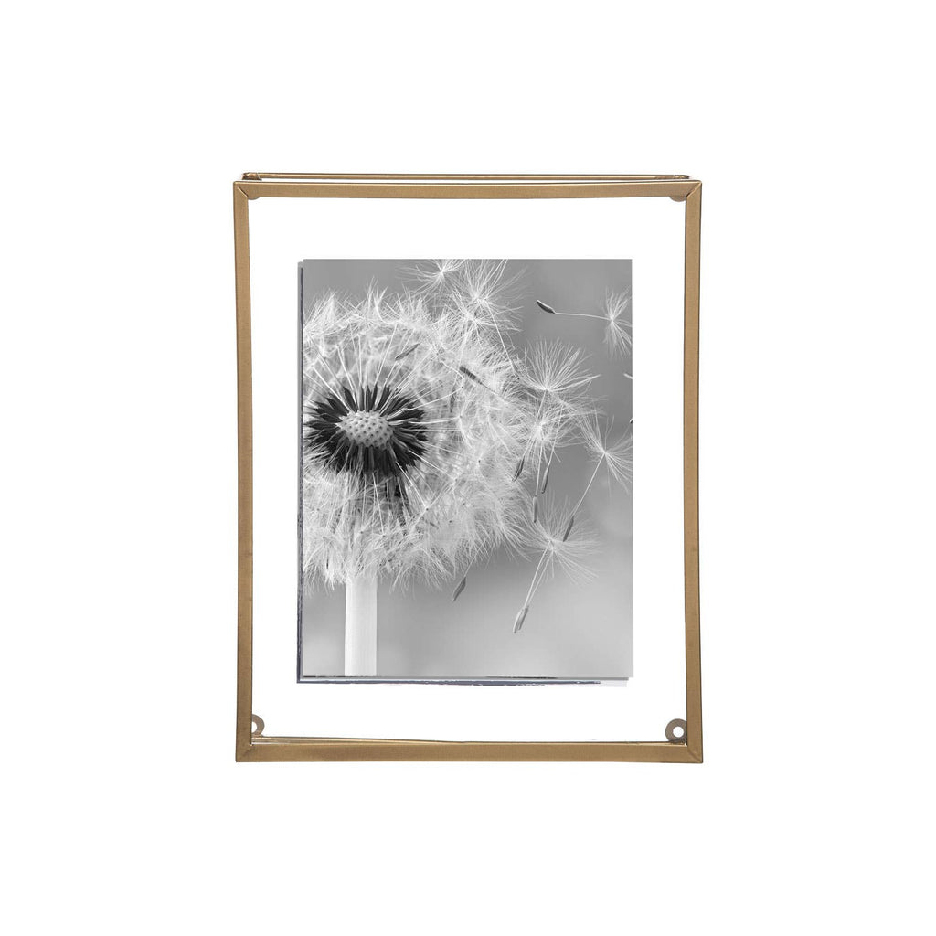 Foreside Home & Garden - 8X10 Oversized Floating Photo Frame