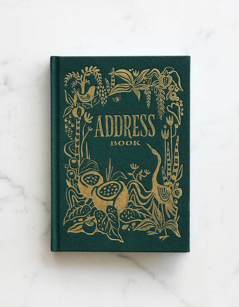 Idlewild - Crane Address Book