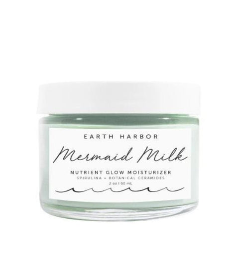 Earth Harbor- Mermaid Milk face cream