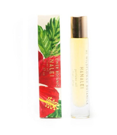 Hi Wildflower- Hanalei 8ml Perfume Oil