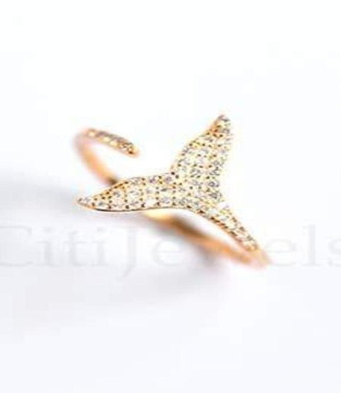Felix Z Designs - Whale Tale Ring