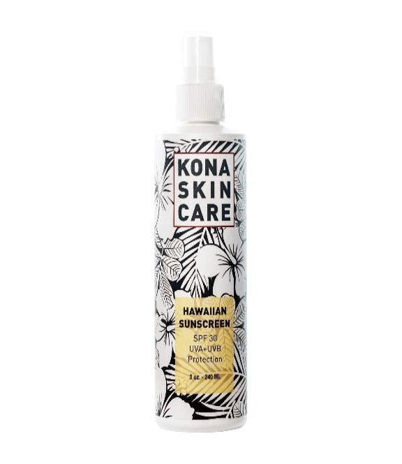 Kona Skin Care - Sunscreen SPF 30 Spray
