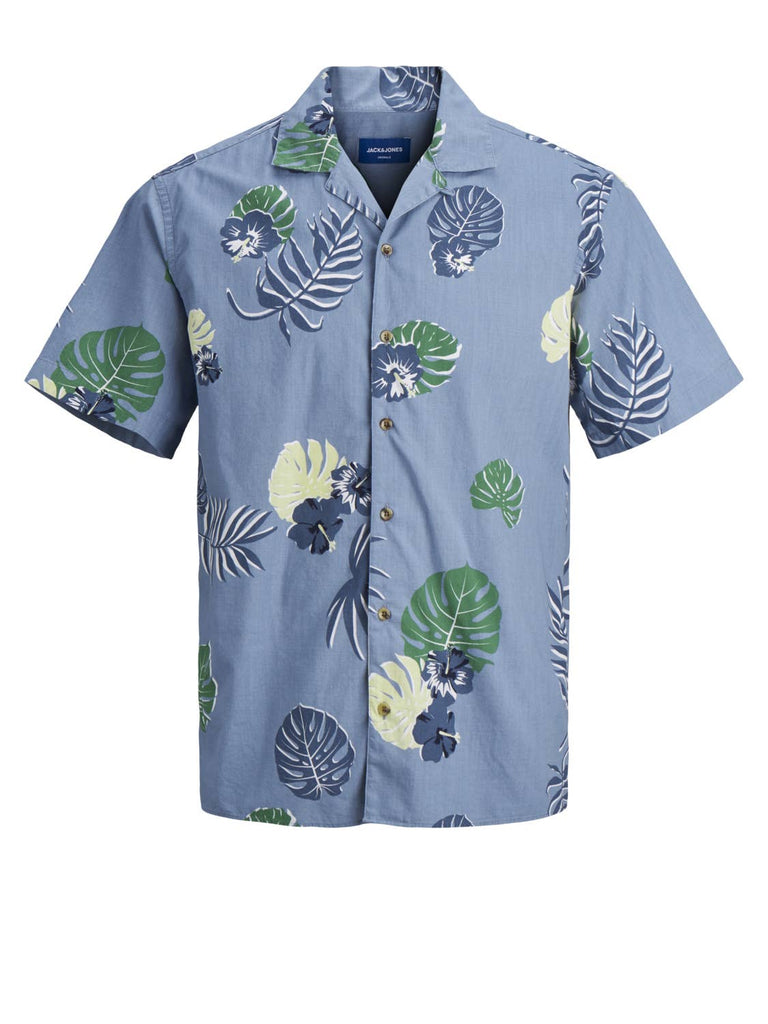 Jack & Jones - Jack & Jones Festival AOP Short Sleeve Shirt