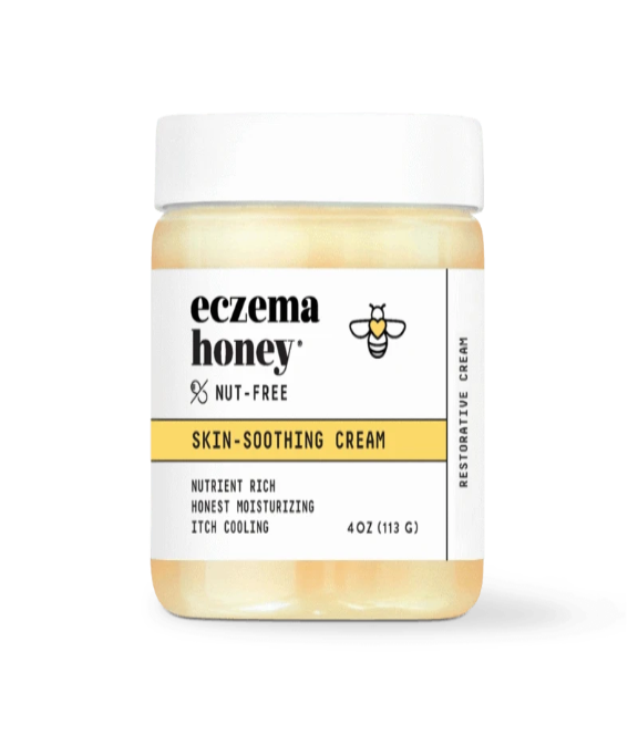 Eczema Honey - Nut Free Eczema Honey Natural Healing Cream