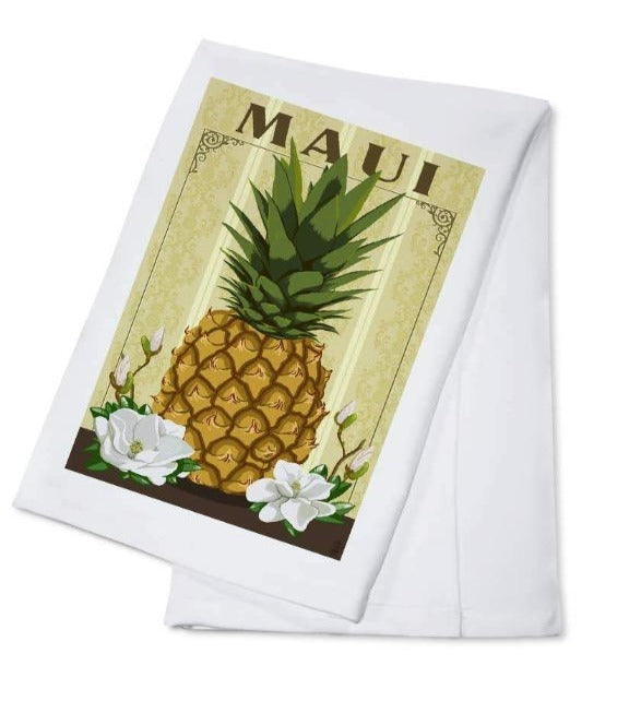 Lantern Press - Maui Colonial Pineapple