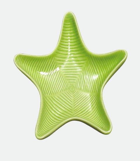 "Coastal Starfish 6.5"" green"