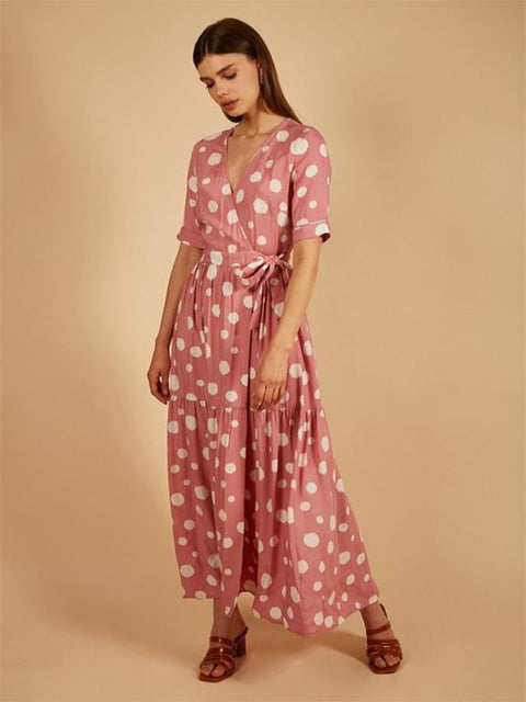 FRNCH- Anath Maxi Dress