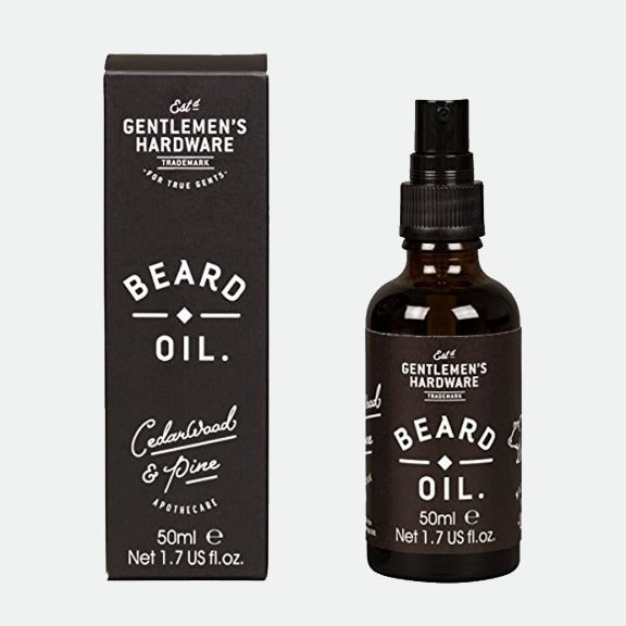 Wild Wolf- Gentleman's Hardware Beard Oil