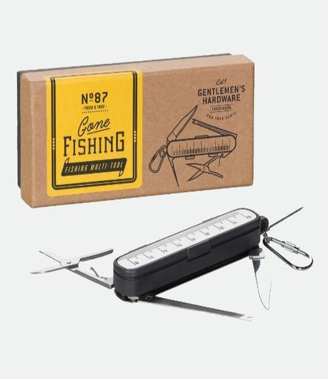 Wild Wolf- Gentleman's Hardware Fishing Multi Tool