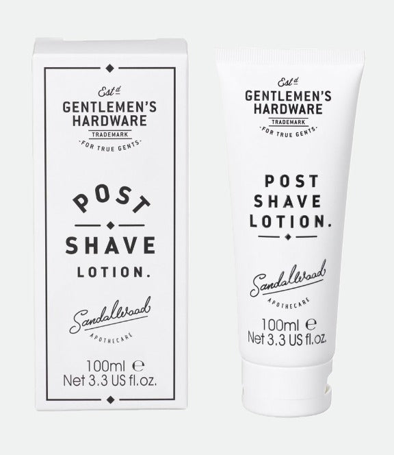 Gentleman's Hardware Post Shave Lotion