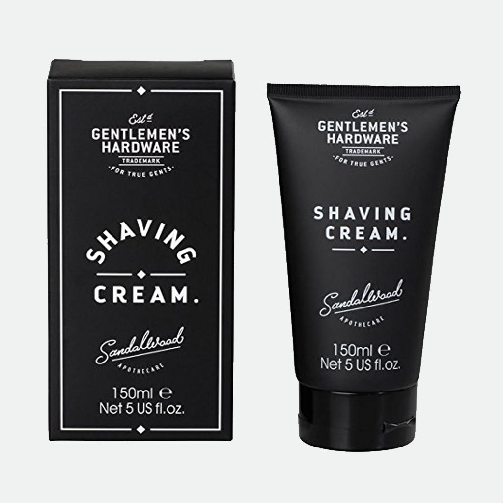 Gentleman's Hardware Shaving Cream