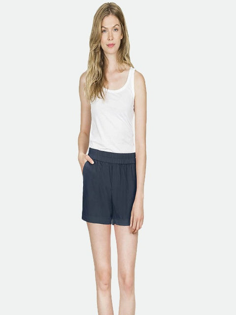 Woven bottom shorts