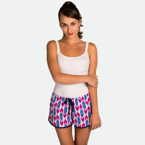 Tribal Arrows women's boxer shorts